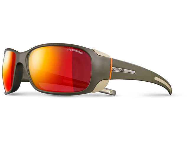 Julbo Montebianco Spectron 3CF Brille orange/oliven | Glasses